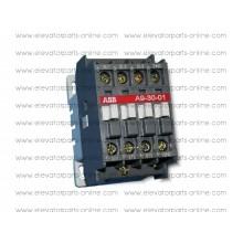 CONTACTOR 3P ABB A9-30-01 220V - 2012301