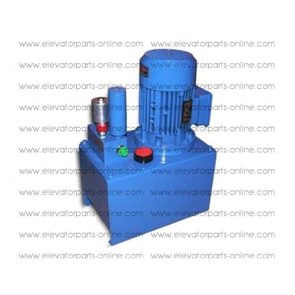 Central hidraulica hidral