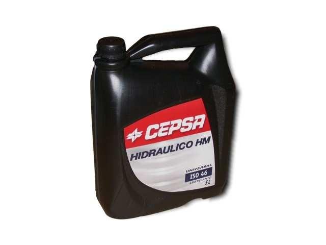 Aceite hidraulico hm 46