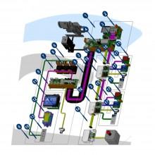 PIL10 - PANEL INFORMATIVO DE LEDS