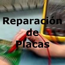 REPARACION DE PLACAS