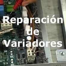 REPARACION DE VARIADORES