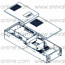 GAA21340R1- VARIADOR OTIS OVF20-1  22 kW W/O CHF-FILTRO COMPLETO GEN2 VERSIÓN EXTENDIDA