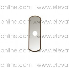 TAA147XBR3 - BOTONERA RELLANO INOX EGUREN ( FLECHA SUBIDA )