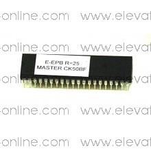 ITE6760431- MEMORIA EPROM KONE EPB 2.4 R25 (MASTER - 32K)