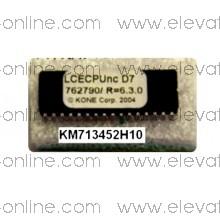 KM713452H521- MEMORIA EPROM  KONE LCECPUNC PROGRAM R 5.2.1