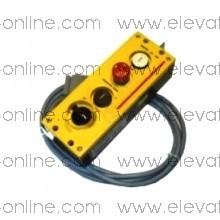 Botonera revision SCHINDLER Miconic X ( cableado Especial )