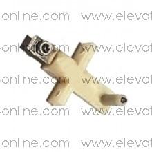 Accionamiento de contacto puerta giratoria SCHINDLER