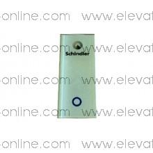 Botonera de rellano Schindler SENSITIVA LOP5_1  (3300)