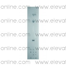 BOTONERA SCHINDLER CABINA COP5 (3300) - 55503651