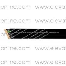 MANGUERA PLANA DRAKA 12 x 0,75 - H05VVH6-F 12G0,75