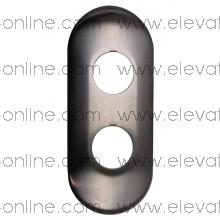 BOTONERA KONE LCS KSL/KSF/KSE 420 (2 TALADROS) - KM772781H02