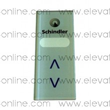 Botonera Sensitiva Schindler  LOP5 FLECHAS