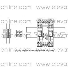 KIT PARO POR DESLIZAMIENTO CABLES (RD57) - 909570700