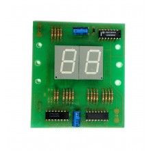 PLACA DISPLAY INELSA ZENER