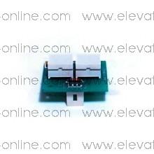 PULSADOR THYSSEN Modulo Setas Rs485 Pavimento - X08.063.045