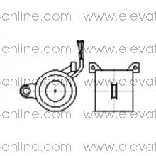 BRAKE OTIS 11VT - TO330