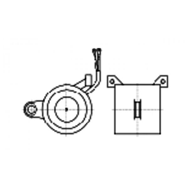 brake coil otis 11vt - to330