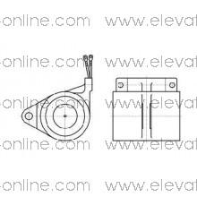 BRAKE OTIS 13VTR - TO330
