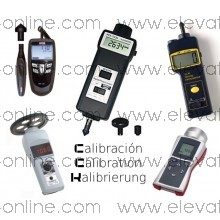 Calibration Tachometer